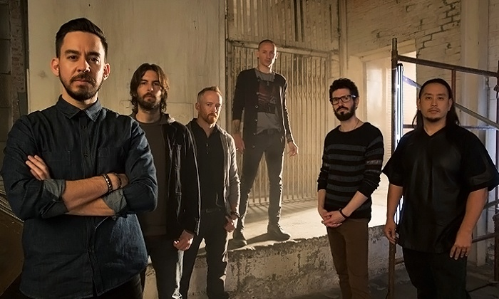 Linkin Park - Van Andel Arena: Linkin Park with Rise Against and Of Mice & Men at Van Andel Arena on Wednesday February 4, at 7 p.m. (Up to 37% Off)