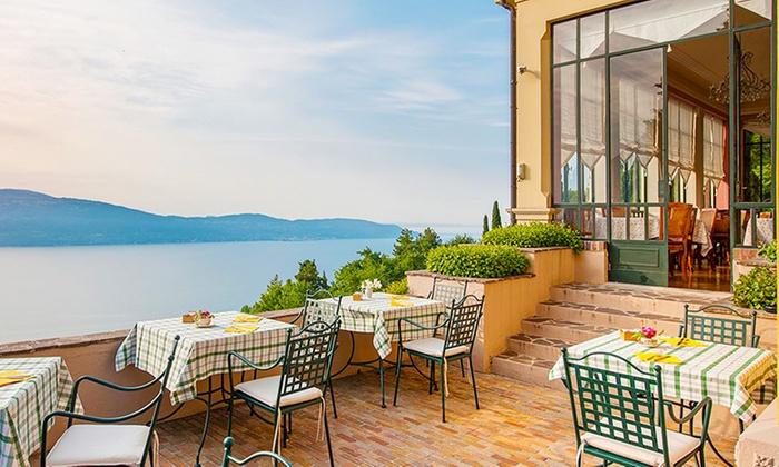 Villa Sostaga Boutique Hotel a Gargnano Navazzo, BRESCIA | Groupon ...