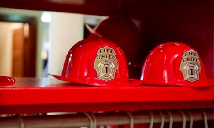 Denver Firefighters Museum - Central Business District: $10 for Four Admission Tickets to the Denver Firefighters Museum (Up to $24 Value)