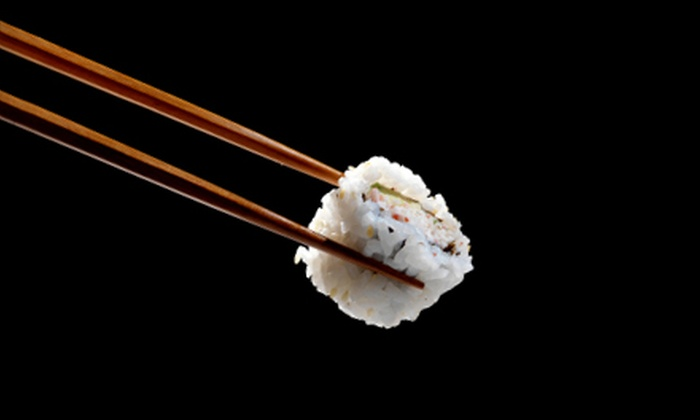 Itto Sushi - Central City: $10 for $20 Worth of Sushi and Green Tea at Itto Sushi