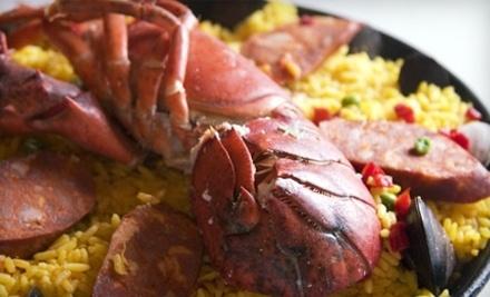 $30 Groupon to Mallorca Restaurant - Mallorca Restaurant in Pittsburgh
