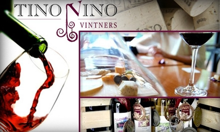 Tino Vino Vintners - Hyde Park: $39 for $125 Toward Any Batch of Wine and Five Tastings at Tino Vino Vintners