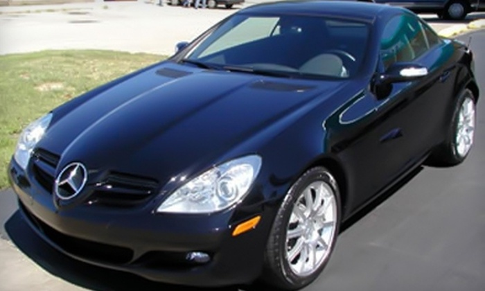 Southland Auto Wash - Wyoming: $89 for a Full Auto Detail at Southland Auto Wash in Wyoming ($224.98 Value)