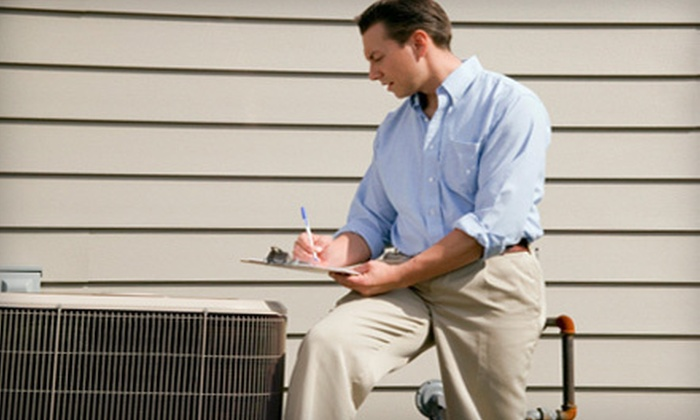 T.F. O'Brien & Co. - North Riverdale: One-Year HVAC-Cooling Service Package or Heating-and-Cooling Service Package from T.F. O'Brien & Co. (64% Off)