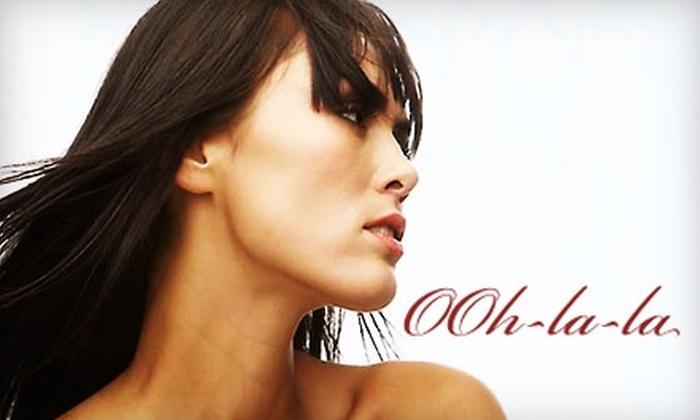 OOh-la-la Salon & Skin Care - Pacific Heights: $35 for $75 Worth of Salon Services at OOh-la-la Salon & Skin Care