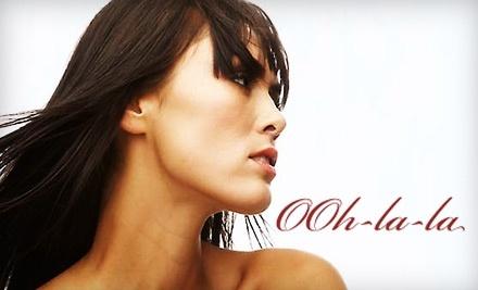 $75 Groupon to OOh-la-la Salon & Skin Care - OOh-la-la Salon & Skin Care in San Francisco