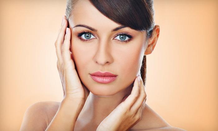 Chakras Healing Day Spa & Salon - Roseville: Facial, Peel, or Massage, or Spa Package at Chakras Healing Day Spa & Salon in Roseville (Up to 55% Off)