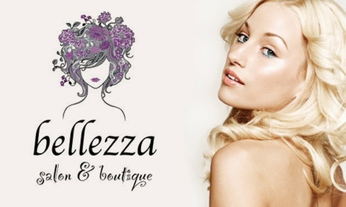 bellezza salon & boutique - Bee Cave: $99 for a Personal Style Consultation, Shampoo with Scalp Massage, Partial-Highlight Haircut, and 30-Minute Swedish Massage, Plus $50 Credit Toward Clothes, Jewelry, and Boutique Gifts at bellezza salon & boutique ($309 Total Value)