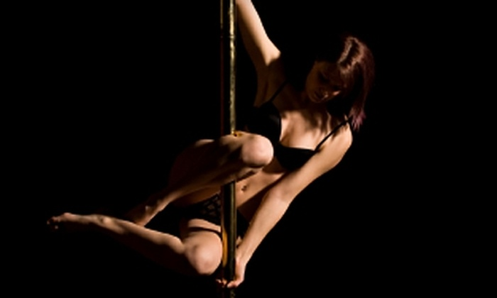 Exotic Dance Workshops - Montville: $20 for a One-Hour Pole-Dance Basics Class at Exotic Dance Workshops in Pine Brook ($40 Value)
