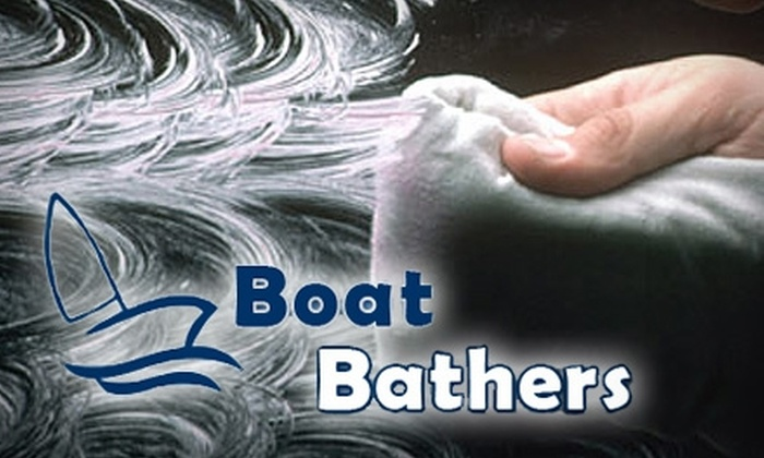 Boat Bathers - Chicago: $40 for $100 Worth of Boat Washing from Boat Bathers