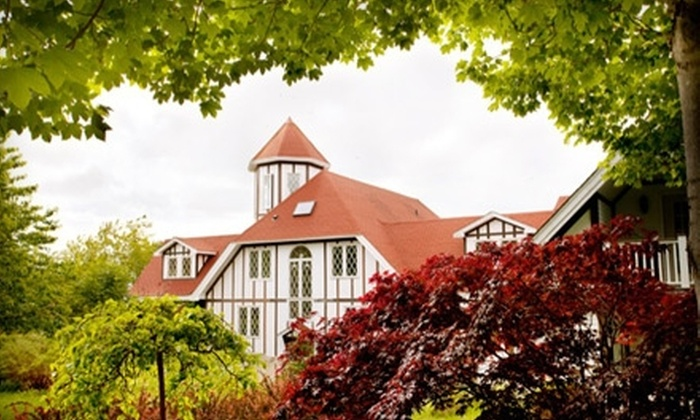 Fields of Athenry - Green's Harbour: $167 for a One-Night Stay and $50 Towards Spa or Golf at Fields of Athenry in Green's Harbour (Up to $335 Value)