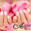 Half Off Mani-Pedi at Accentric