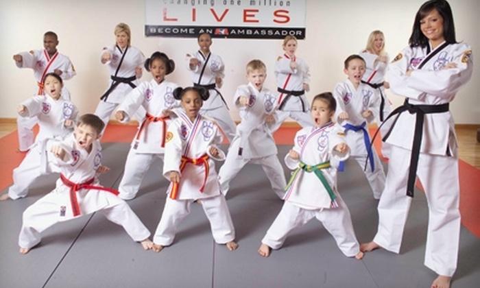 ATA Black Belt Martial Arts Academy - Savannah / Hilton Head: $29 for Two Weeks of Martial-Arts Classes, Plus a Uniform, at Savannah ATA Black Belt Martial Arts Academy ($90 Value)