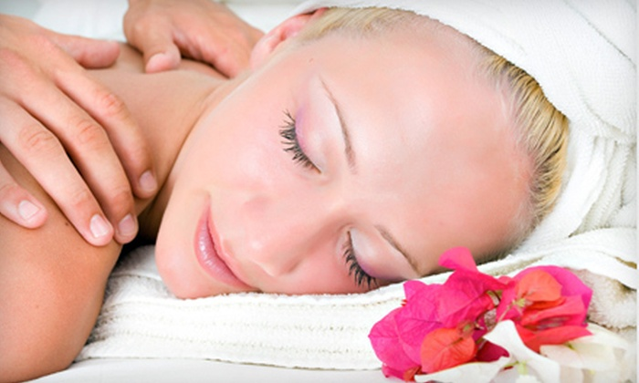 A-1 Amazing Massage & Day Spa - Tomball: One, Two, or Three Raindrop-Therapy Sessions at A-1 Amazing Massage & Day Spa in Tomball