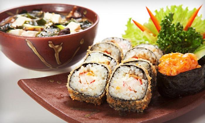 Sannie japan chinese cuisine in philadelphia pa groupon for Adaro sushi pan asian cuisine