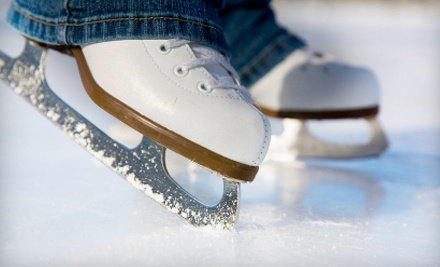 Ice-Skating Outing for 2 (a $18 value) - Iceland of Hampton Roads in Virginia Beach