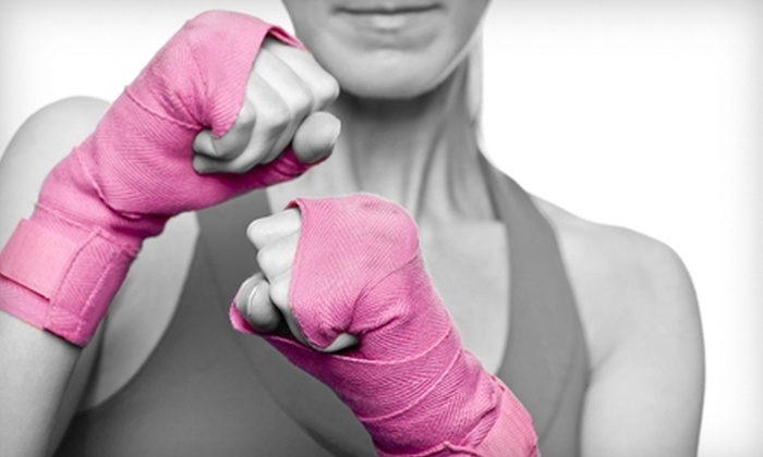 Peak Body Transformation - Dallas: $119 for a 10-Week Kickboxing Fitness Boot Camp at Peak Body Transformation in Lewisville ($374 Value). Two Dates Available.