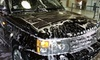 OOB Tempus Auto Spa - Near North Side: $42 for a Hand Wax and Car Wash or an Express Mini Detail at Tempus Auto Spa (Up to $99.99 Value)