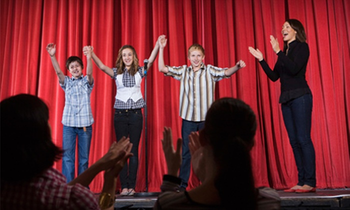 A Class Act NY - Multiple Locations: $49 for Four-Hour Children's Performing Arts Workshop ($175 Value) or $109 for Eight-Week Children's Performing Arts Workshop ($450 Value) from A Class Act NY