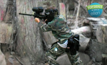 Paintball Excursion for 1 (an $89 value) - Dynamic Outdoors in Manhattan