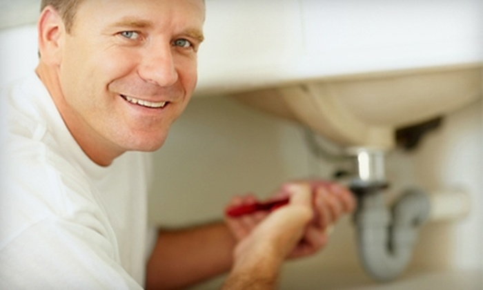 Ethical Plumbing - Greenville: $40 for $100 Toward Plumbing Services and Water-Heater Installation from Ethical Plumbing