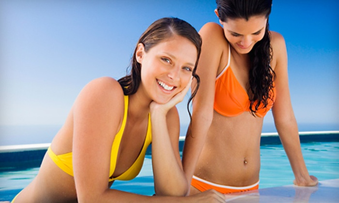 Pacific Beach - Multiple Locations: $12 for Two VersaSpa Spray Tans at Pacific Beach ($23.98 Value)