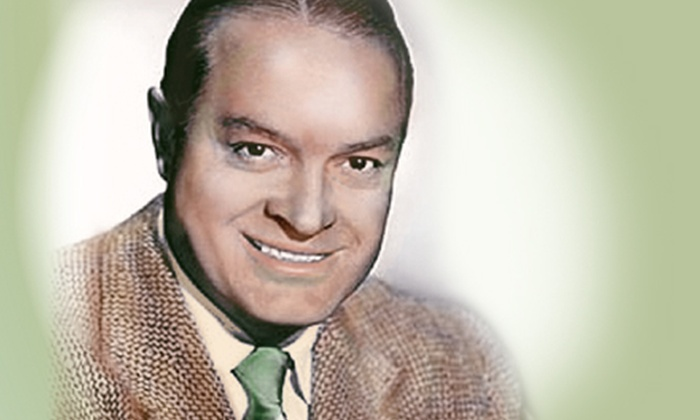 """Home for the Holidays with Bob Hope"" - Stony Brook: $22 for One Ticket to Bob Hope Musical Tribute at WMHO Educational and Cultural Center in Stony Brook on November 19 or 30 ($45 Value)"