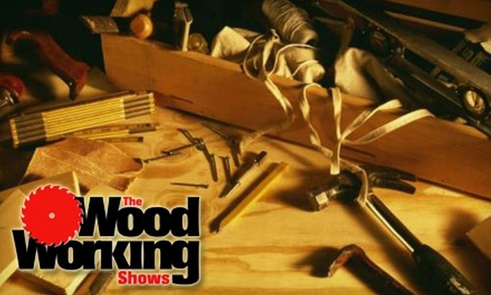 The Woodworking Shows - Mesquite: $10 for Two Tickets to The Woodworking Shows in Mesquite