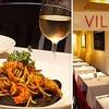 Half Off at VILLA Restaurant