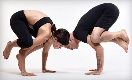 10 Yoga Classes (a $128 value) - Fireflow Yoga in Toronto