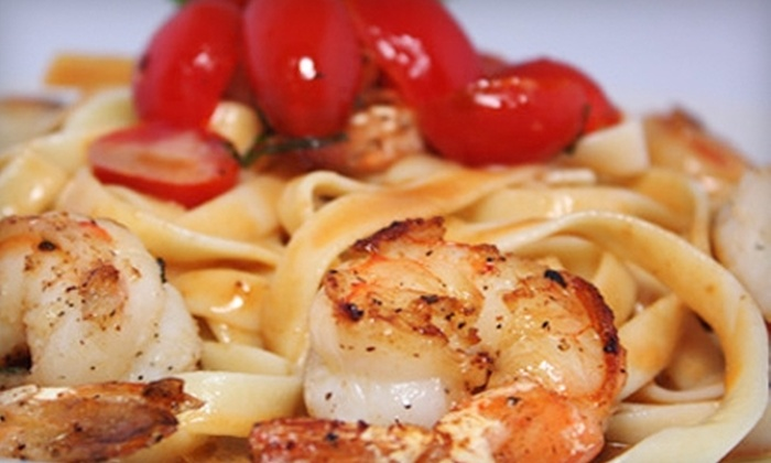 The Brasserie - Jacksonville Beach: $15 for $30 Worth of French Bistro Cuisine and Drinks at The Brasserie in Jacksonville Beach