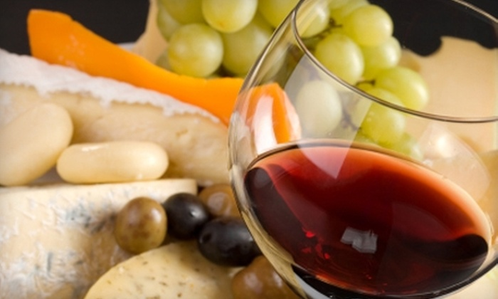 Old World Market - Naples: $13 for a Wine and Cheese Package at Old World Market ($26.50 Value)