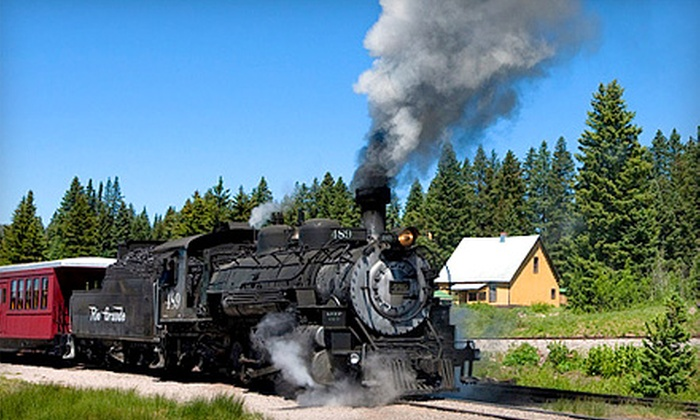 Cumbres & Toltec Scenic Railroad - Multiple Locations: Ride for a Child or Adult and Lunch at the Cumbres & Toltec Scenic Railroad
