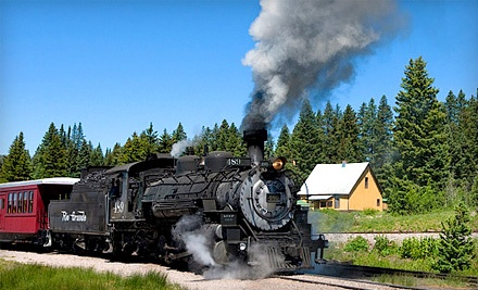 Cumbres & Toltec Scenic Railroad: Children's Coach-Class Ticket and Complimentary Lunch (Ages 2-12) - Cumbres & Toltec Scenic Railroad in Chama