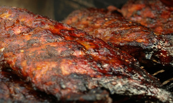 Burnt End BBQ - Kansas City: $7 for $15 Worth of Barbecue Fare at Burnt End BBQ in Overland Park