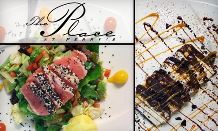The Place at Perry's - Dallas: $15 for $30 Worth of Saturday or Sunday Brunch at The Place at Perry's