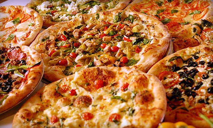Russo's NY Pizzeria and Italian Kitchen - The Woodlands: $20 Worth of Pizza and Italian Cuisine