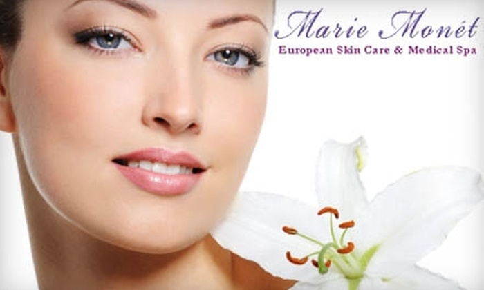 Marie Monet Skin Care & Medical Spa - La Mesa: $39 for $100 Toward Any Facial or Body Treatment at Marie Monet Skin Care & Medical Spa