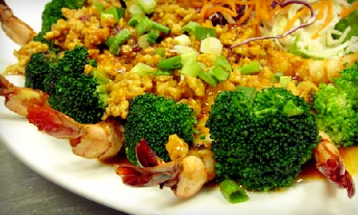 Burapa Thai's - Multiple Locations: $20 for $40 Worth of Traditional Thai Fare at Burapa Thai