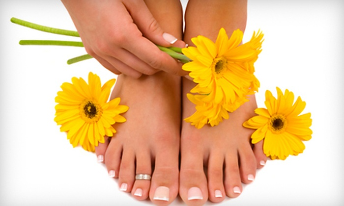 Baby Belly Pregnancy Spa and Imaging Center - Lexington: $35 for a Spa Mani-Pedi at Baby Belly Pregnancy Spa and Imaging Center