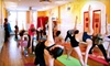 Mighty Yoga - Trumansburg: 10 Classes or One Month of Unlimited Yoga at Mighty Yoga in Ithaca (Up to 91% Off)