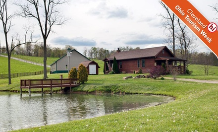 Option 1: One Night  - Pine Lakes Lodge in Salesville