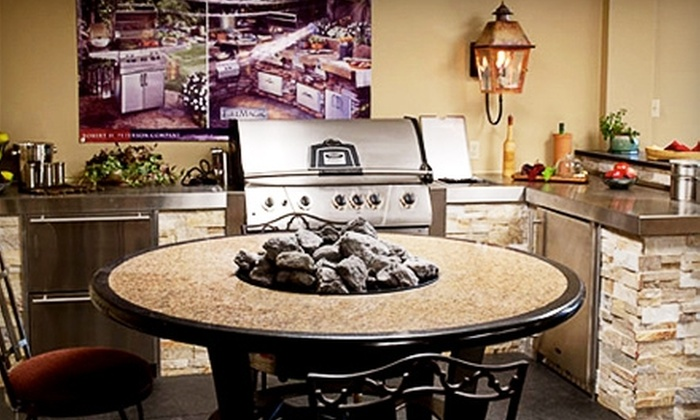 Romantic Fireplaces & BBQs Inc. - Orleans: $32 for $65 Worth of Barbecues and Accessories at Romantic Fireplaces & BBQs Inc.