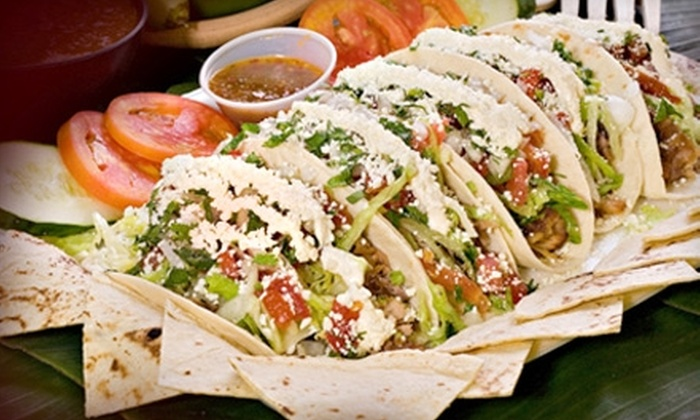 Acapulco Tropical Supermarket - Samoset: $10 for $20 Worth of Mexican Café Fare and Bakery Items at Acapulco Tropical Supermarket's Café in Bradenton