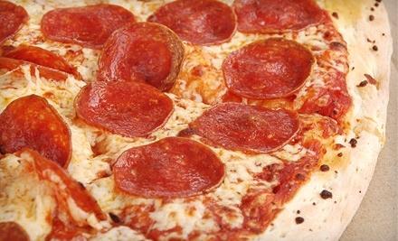 $10 Groupon to Paesano's Pizzeria - Paesano's Pizzeria in Santa Barbara