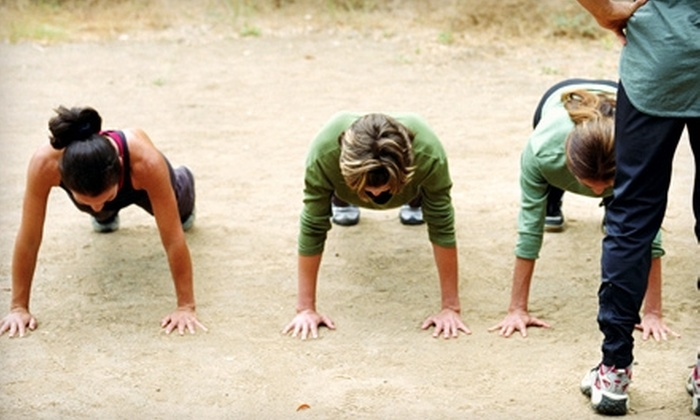 Fit Body Boot Camp - El Paso: Boot-Camp Classes at Fit Body Boot Camp. Two Options Available.