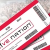 $20 for $40 Towards Concert Ticket from Live Nation