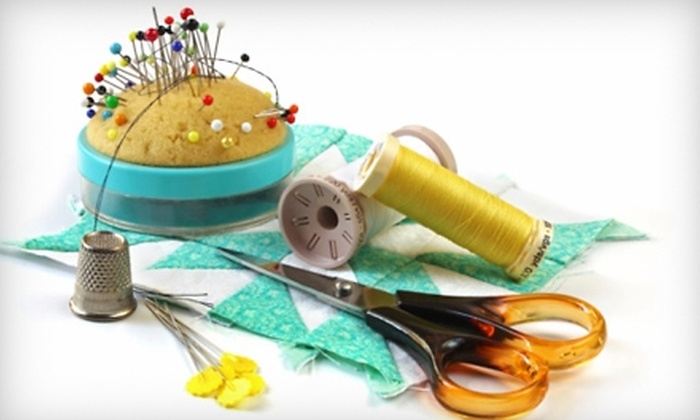 Stitch-It Central - St. Thomas: $15 for $30 Worth of Needlework Supplies at Stitch-It Central