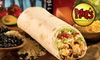 Moe's Southwest Grill - Multiple Locations: $7 for $15 Worth of Southwestern Eats at Moe's Southwest Grill. Choose from Three Locations.