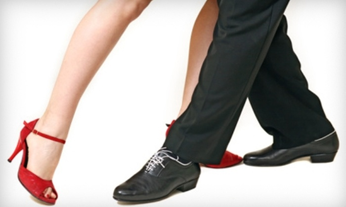 BallroomUtah Dance Studio - South Salt Lake City: Ballroom-Dance Lessons at BallroomUtah Dance Studio. Two Options Available.